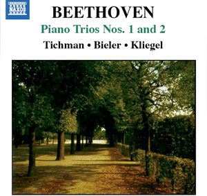 Beethoven Piano Trios Nos. 1 and 2