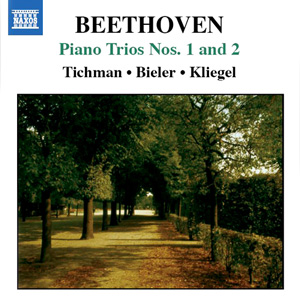Beethoven Piano Trios Nos. 1 and 2
