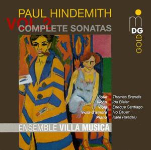 Paul Hindemith, Vol. 1