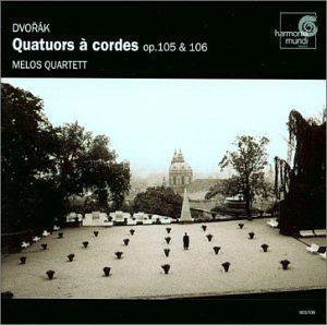 Dvorák: Quartuors À Cordes, Op. 105 & 106