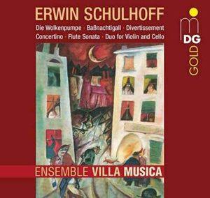 Erwin Schulhoff: Duo für Violine und Violoncello
