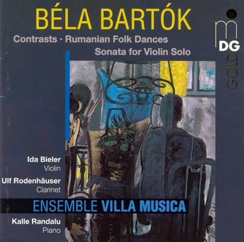 Bela Bartok Contrasts