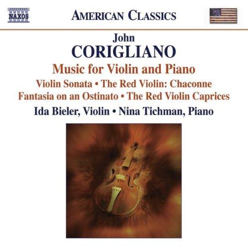 John Corigliano Ida Bieler CD