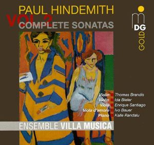 Paul Hindemith, Vol. 2