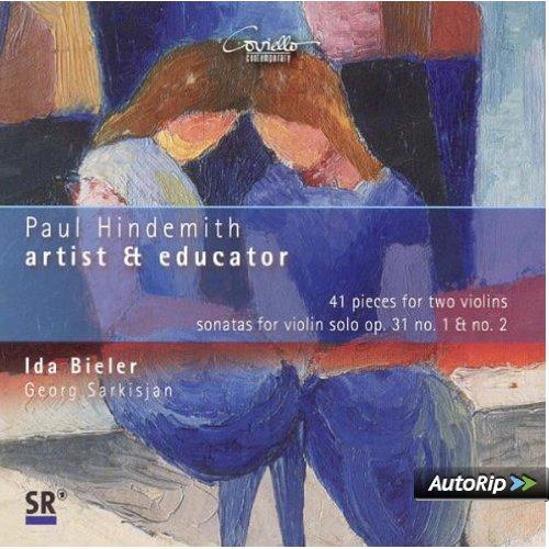 Paul Hindemith Sonaten Ida Bieler