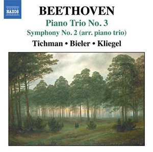 Beethoven Piano Trios No. 3