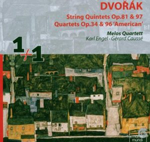 Dvorák String Quintets and Quartets