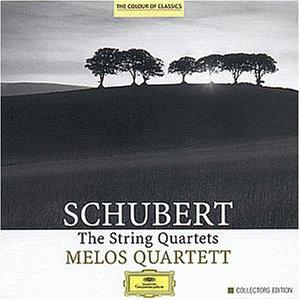 Schubert: Melos Quartett
