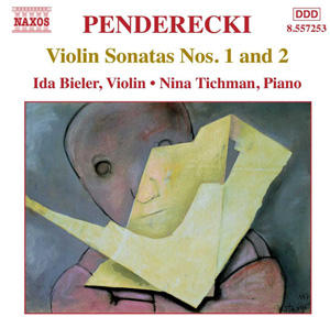 Penderecki: Violin Sonatas