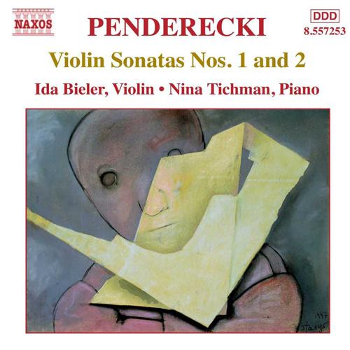 Penderecki Ida Bieler CD